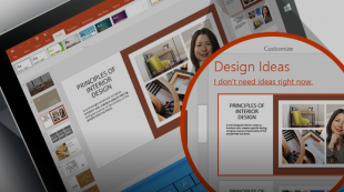 MS powerpoint v2